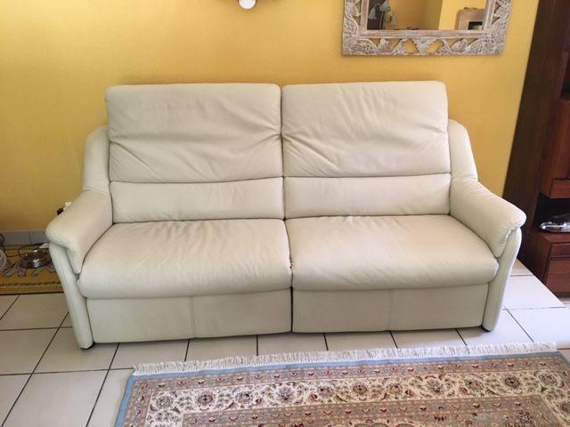 cuir 3 pl + 2  fauteuils relax électrique 2100 Pyla Sur Mer (33)