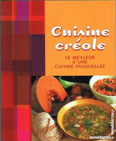 LA CUISINE CRÉOLE / les-livres-de-jac 9 Laon (02)