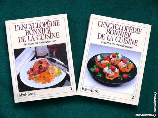 CUISINE - encyclopédie BONNIER 12 Laon (02)