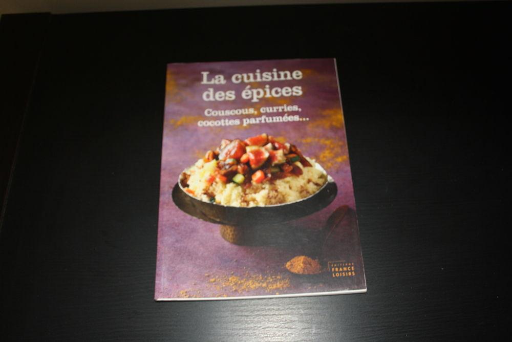 la cuisine des épices Livres et BD