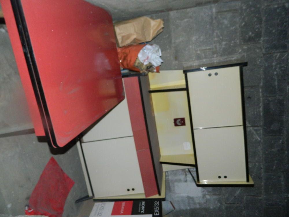 Achetez cuisine formica occasion annonce vente sotteville l s rouen 76 wb156069104 for Cuisine rouge occasion