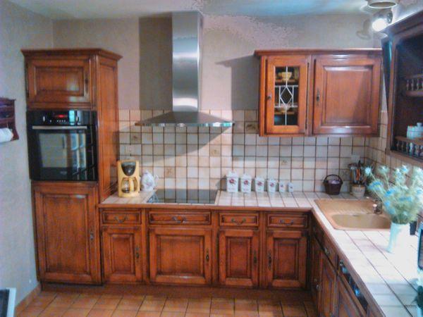 Achetez cuisine incorpor e quasi neuf annonce vente salles la source 12 wb149245865 for Cuisine incorporee