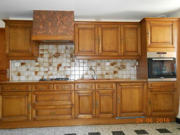 Achetez cuisine incorpor e occasion annonce vente saint cyr de valorges 42 wb153620519 for Cuisine incorporee