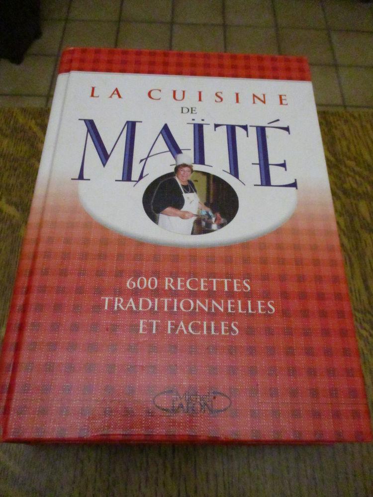 La cuisine de MAÏTE de Michel LAFFON - 2002 - très bon état 0 Mérignies (59)