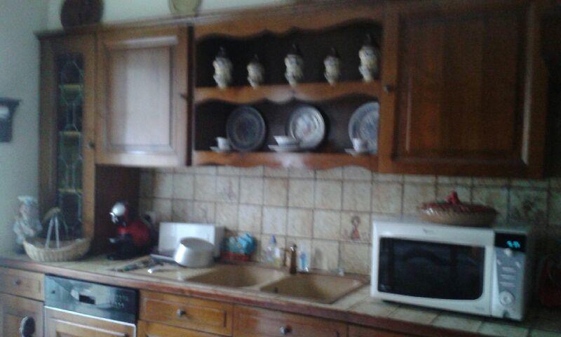 Cuisine merisier 5 mètres aménageable  500 Castelnaudary (11)
