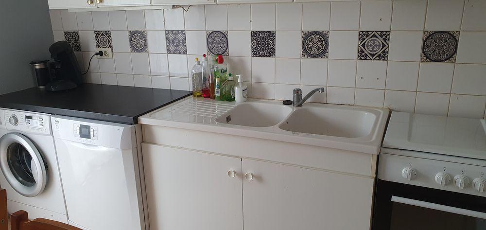 Cuisine 8 meubles + plan de travail 0 Libourne (33)