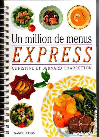 CUISINE - million menus express / prixportcompris 13 Laon (02)