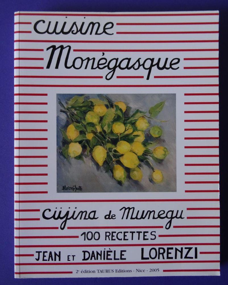 Cuisine Monégasque cüjina de Munegu J&D LORENZI 29 Maisons-Alfort (94)