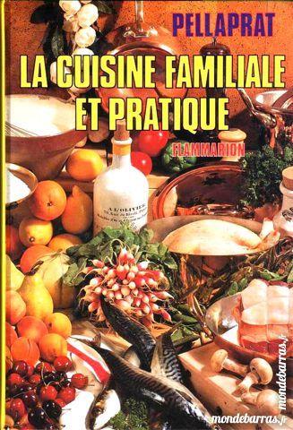 CUISINE - PELLAPRAT - RECETTES / prixportcompris 15 Laon (02)
