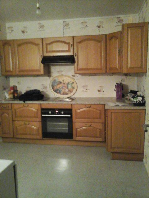 cuisine rustique chene agencement cuisine rustique moderne u ides qui rveilleront votre. Black Bedroom Furniture Sets. Home Design Ideas