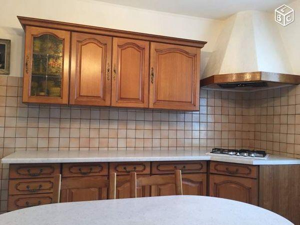 cuisine rustique complte meubles