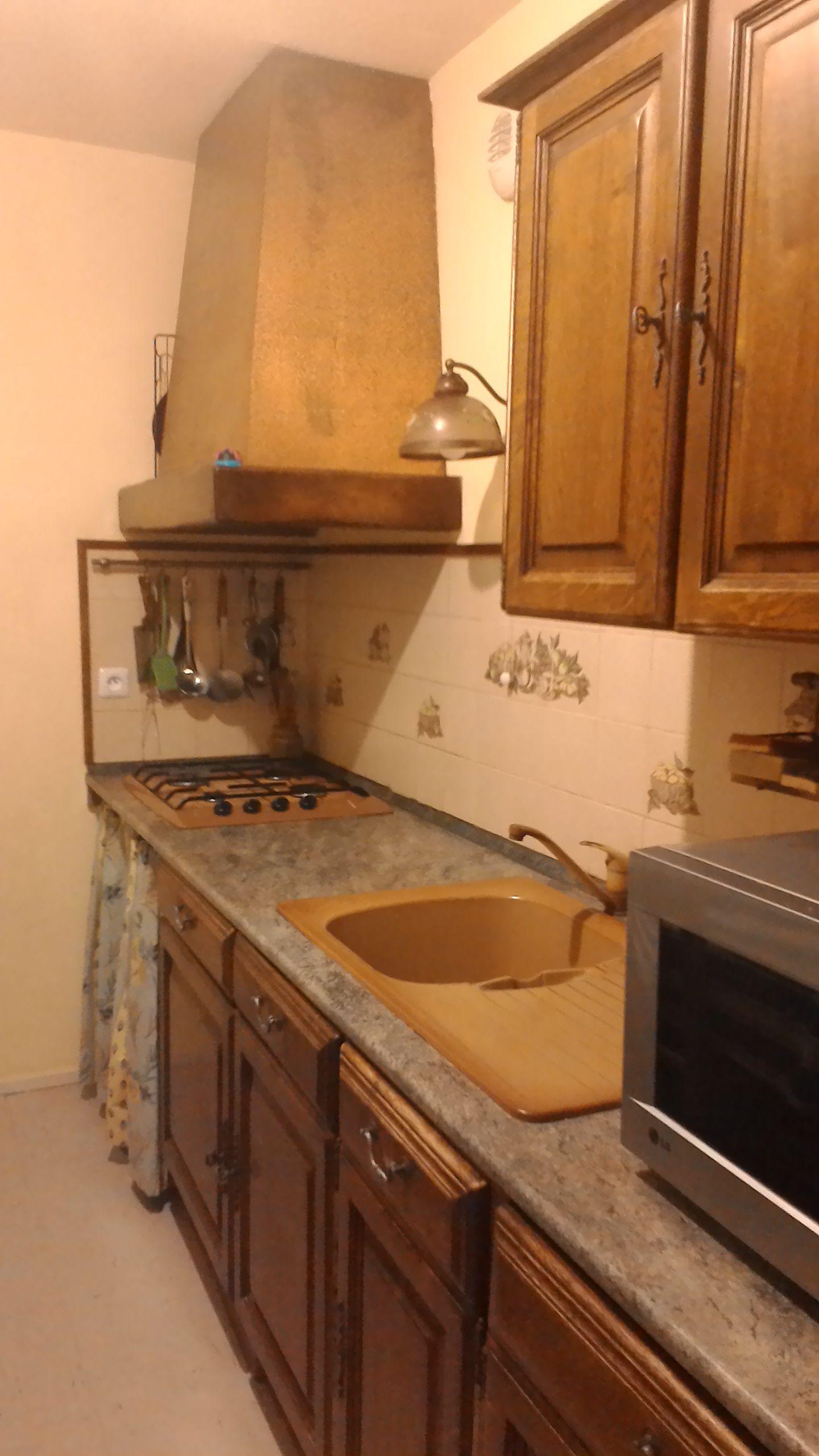 Achetez Cuisine Rustique Occasion Annonce Vente à Irigny - Vogica cuisine