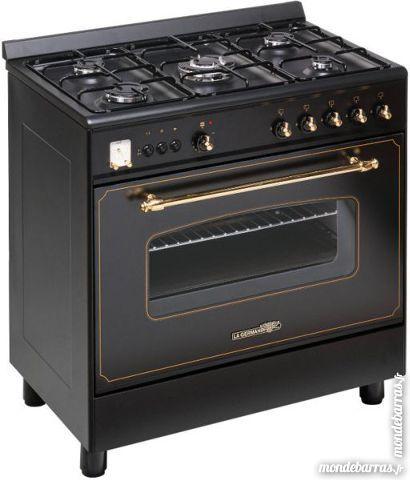 Achetez cuisini re germania occasion annonce vente - Cuisiniere 5 feux gaz ...