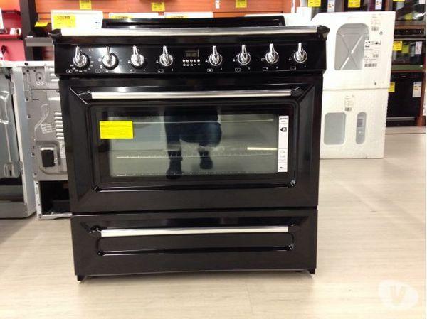 Achetez cuisiniere piano s m occasion annonce vente bordeaux 33 wb151710532 - Cuisiniere piano 90 cm ...