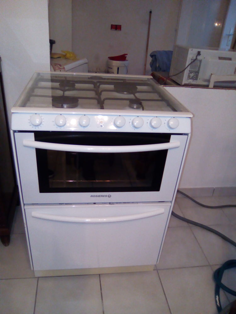Cuisinières à gaz occasion à Lyon (69), annonces achat et vente de ...