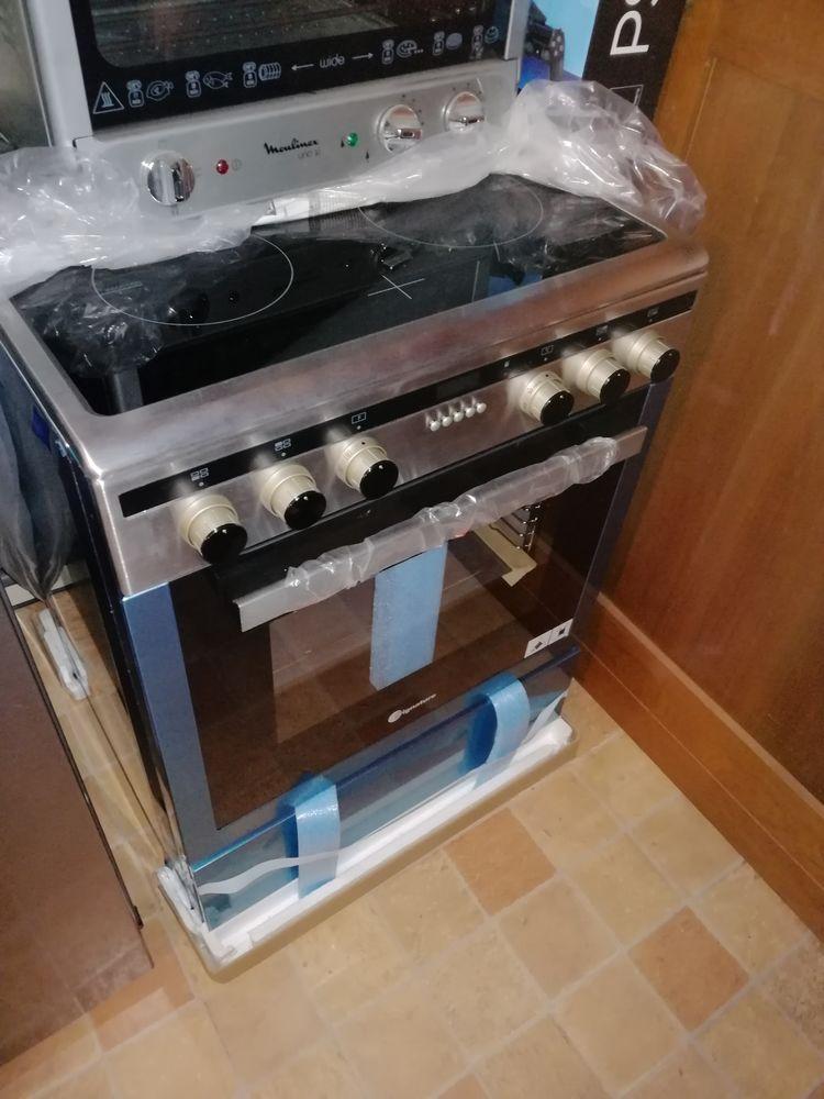 Cuisinière Signature induction Electroménager