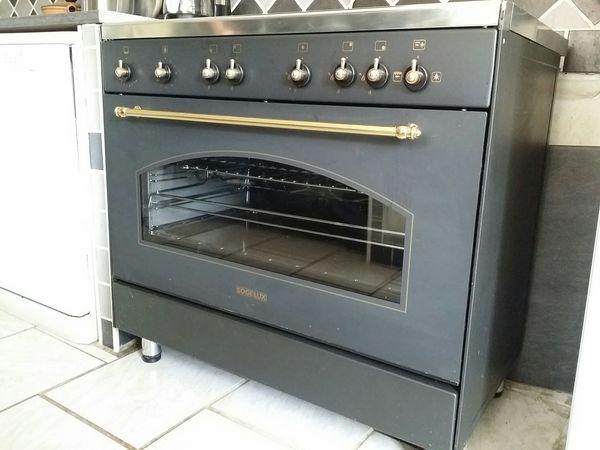 Achetez cuisiniere sogelux 5 occasion annonce vente m zilles 89 wb151326926 - Cuisiniere lacanche prix ...