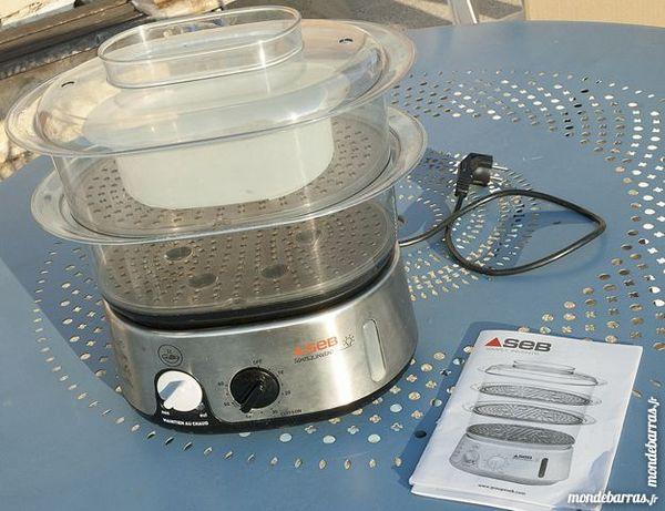Thermomix occasion en rh ne alpes annonces achat et vente de thermomix paruvendu mondebarras - Cuit vapeur inox seb ...