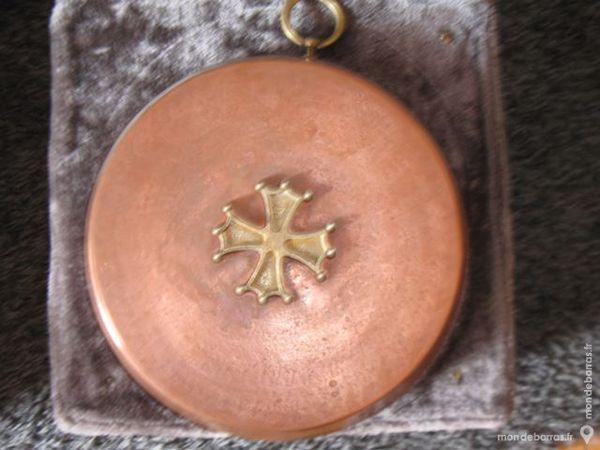 Cuivre avec déco croix occitane (30 cm) 10 La Valette-du-Var (83)