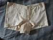 Culotte haute beige sans marque, taille XL, neuve