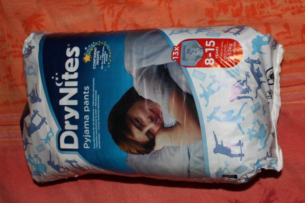 Culottes de nuit Drynites 8-15 ans garçon (13 par paquet) 9 Châteaurenard (13)
