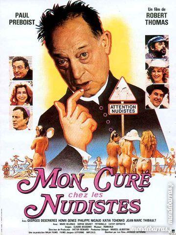 K7 Vhs: Mon Curé chez les nudistes (293) DVD et blu-ray