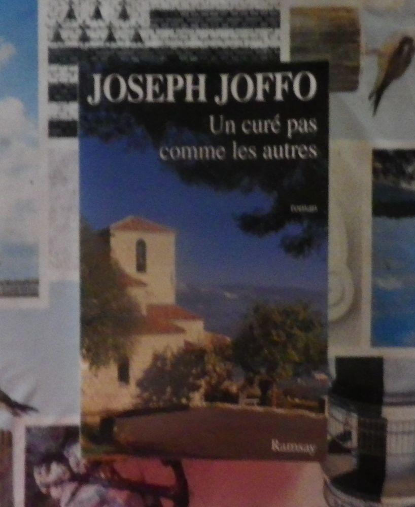 UN CURE PAS COMME LES AUTRES de Joseph JOFFO Ed. Ramsay 6 Bubry (56)