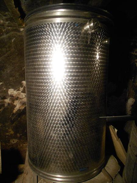 Cuve Inox 1000 Litres 1000 Saint-Cyr-sur-Loire (37)