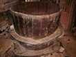 Cuve à raisin en bois 0 Valdeblore (06)