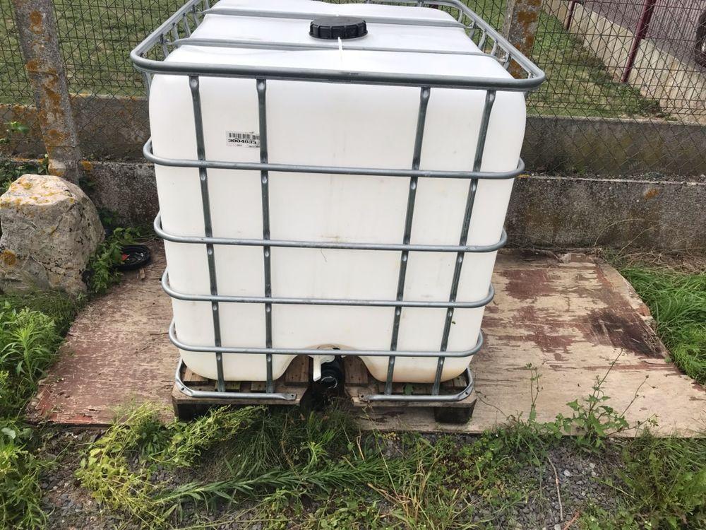 Cuve à récupération d'eau de pluie 60 Villers-Guislain (59)
