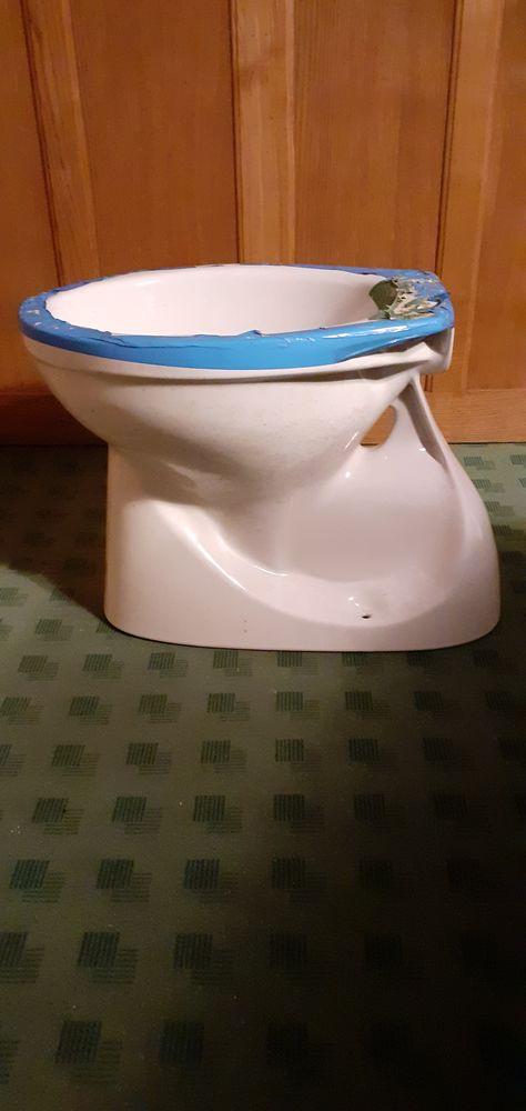 Cuvette WC  independante Vileroy/Boch au sol 50 Bourg-Saint-Maurice (73)