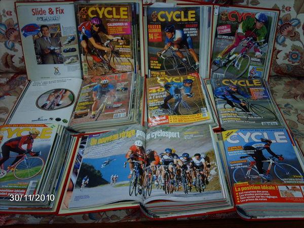 LE CYCLE (100 magazines) 100 Le Bugue (24)