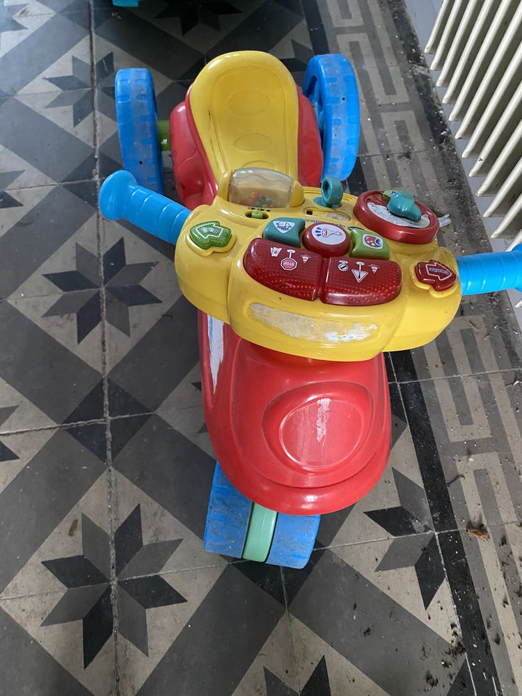 Cycle moto tricycle 2 en 1 Vtech 15 Orly (94)