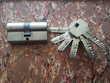 CYLINDRE DE SÉCURITÉ 60mm 6 clés