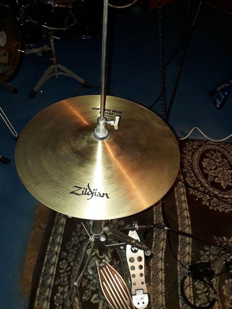 Cymbales 50 La Freissinouse (05)
