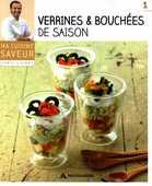 CYRIL LIGNAC : verrines et bouchées - CUISINE 14 Paris 10 (75)