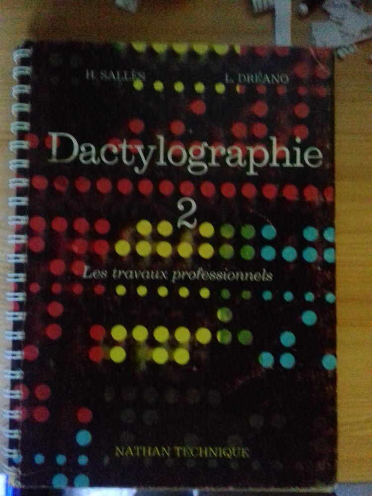 DACTYLOGRAPHIE 2 - LES TRAVAUX PROFESSIONNELS 30 Semoy (45)