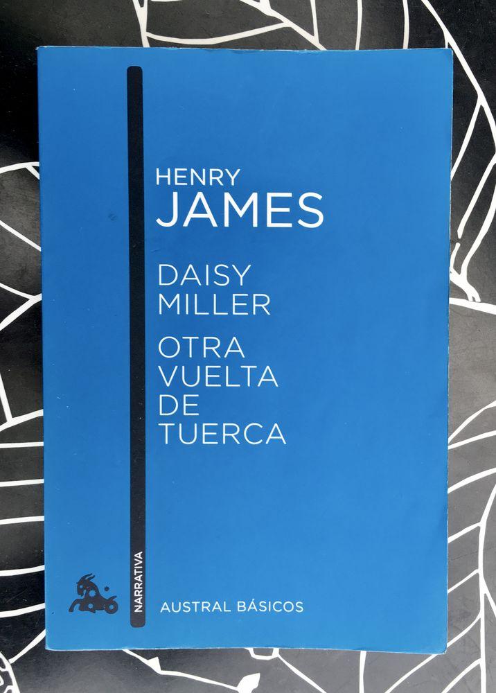 Daisy Miller / Otra vuelta de tuerca de  HENRY JAMES; Neuf 6 L'Isle-Jourdain (32)