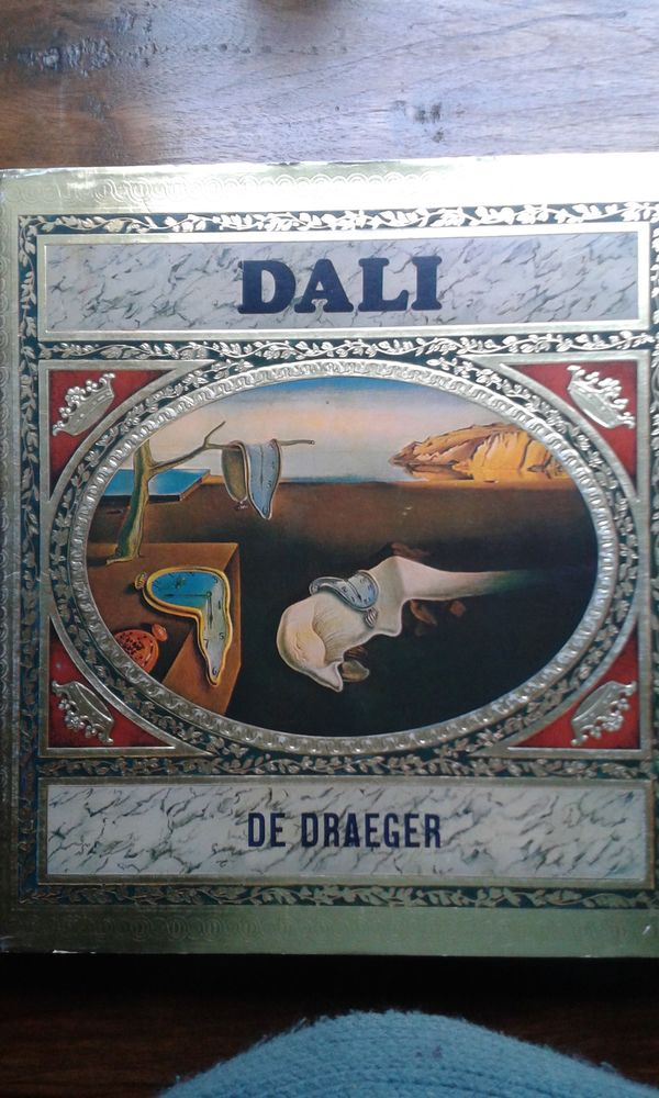 DALI DE DRAEGER 65 Cossé-le-Vivien (53)