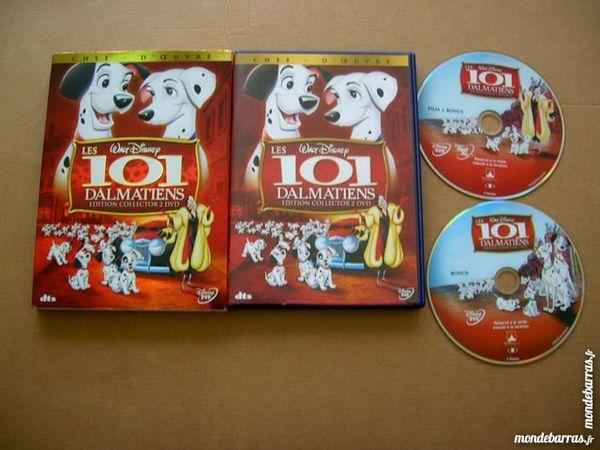 DVD LES 101 DALMATIENS 2 DVD - W. Disney N° 19 14 Nantes (44)
