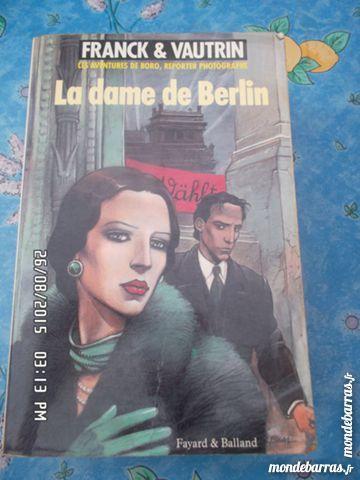 LA DAME DE BERLIN 3 Chambly (60)