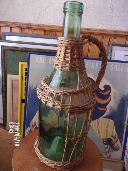dame jeanne grosse bouteille vintage 22 Fresnes-sur-Escaut (59)