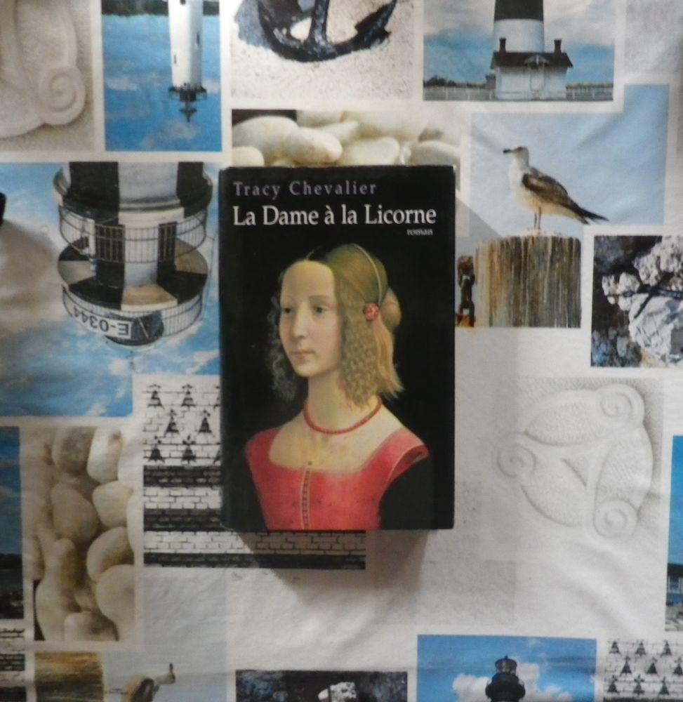 LA DAME A LA LICORNE de Tracy CHEVALIER Ed. France Loisirs 4 Bubry (56)