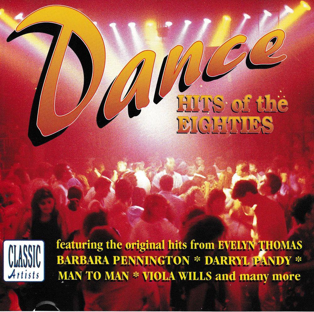 CD    Dance Hits Of The Eighties       Compilation 6 Bagnolet (93)
