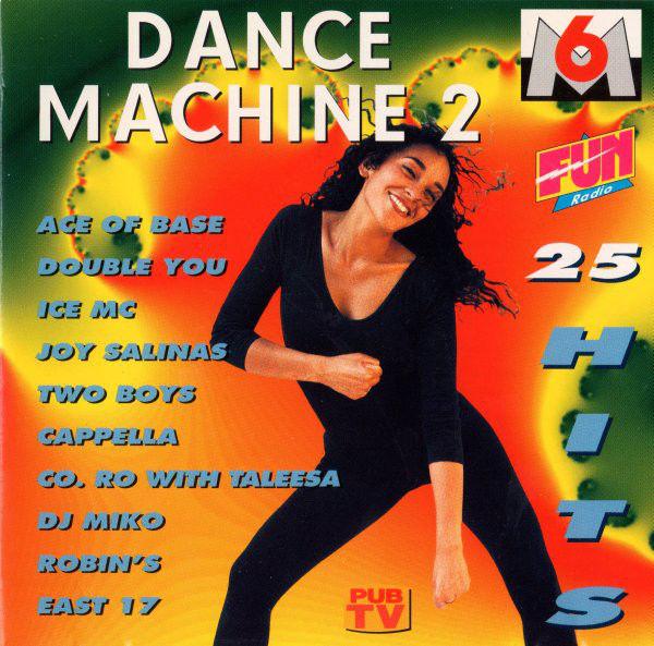 cd Dance Machine 2 (etat neuf) 5 Martigues (13)