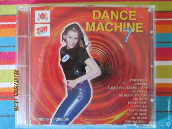 DANCE MACHINE 7 8 Alfortville (94)