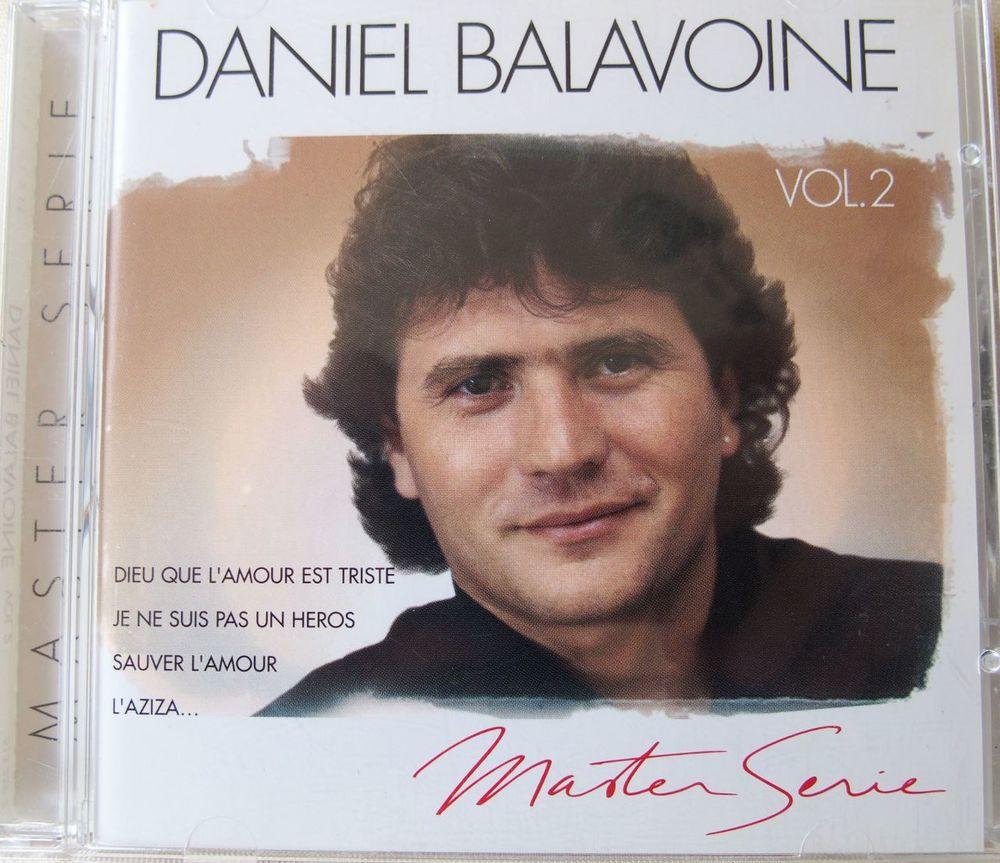 CD Daniel BALAVOINE  6 Lille (59)