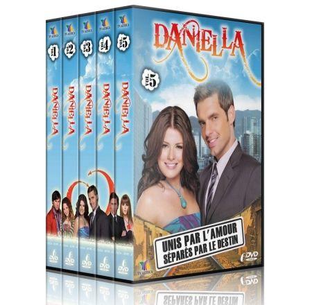Daniella en Coffret DVD (Pobre Diabla) 149 Puteaux (92)