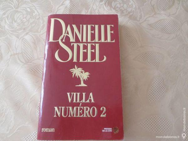 Danielle STEEL «  VILLA N°2 » 4 Marseille 7 (13)