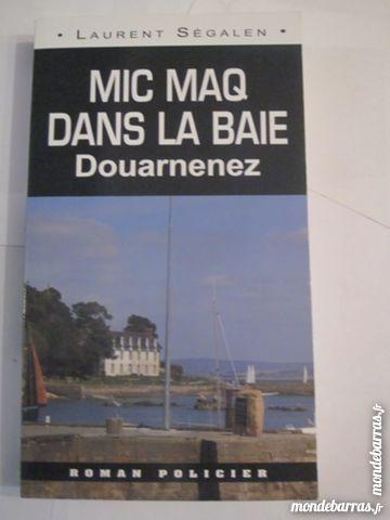 MIC MAQ DANS LA BAIE DOUARNENEZ  policier  BRETON 4 Brest (29)